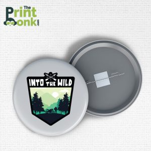 Into The Wild Badge