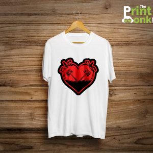 Piston Heart T-Shirt