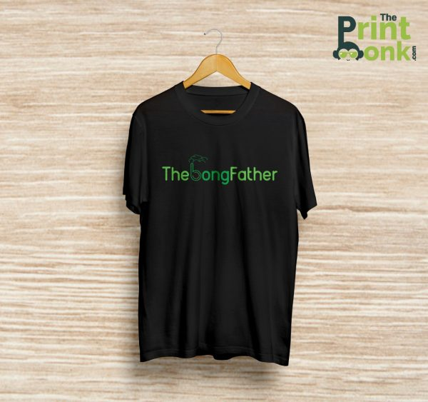 The Bong Father T-Shirt