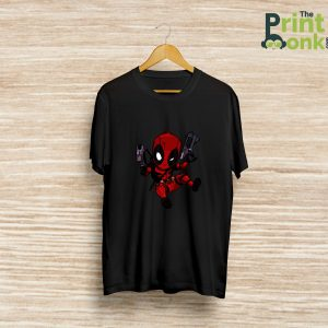 Deadpool Funky T-Shirt