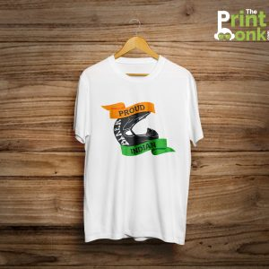 Proud Indian Biker T-Shirt