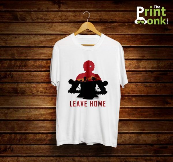 Leave Home T-Shirt