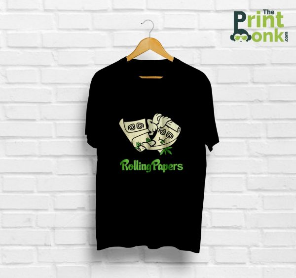 Rolling Papers T-Shirt
