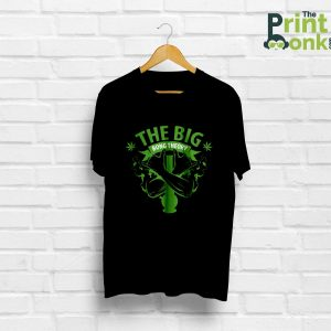 The Big Bong Theory Black T-Shirt