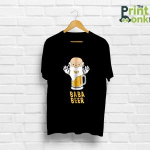 Baba Beer Black T-Shirt