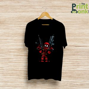 Deadpool Gun T-Shirt