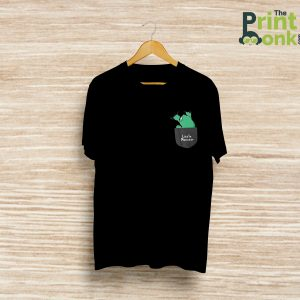 Little Monster Black T-Shirt