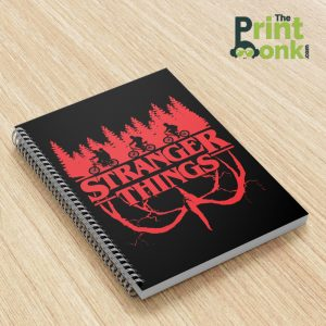 Stranger Things Notebooks