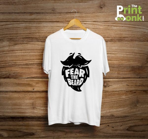 No Shave November T-Shirts Fear The Beard