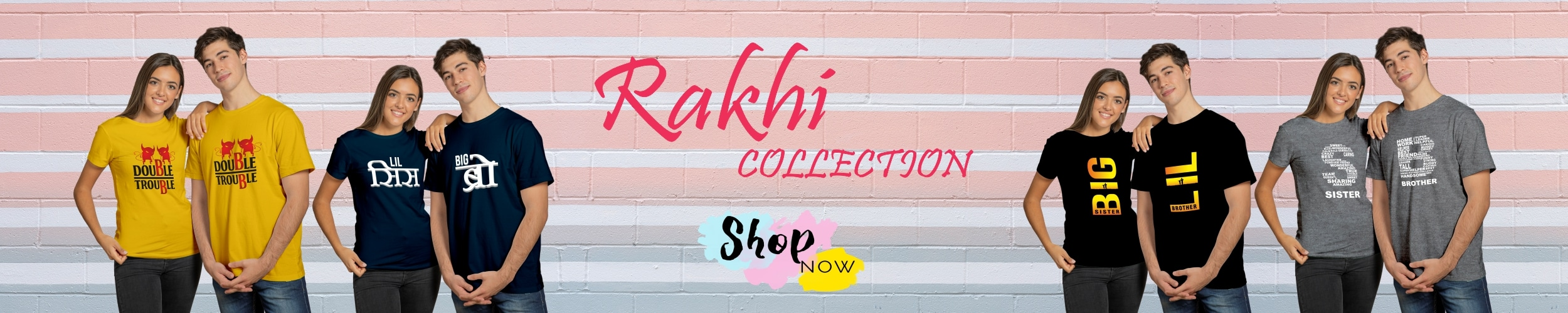 rakhi t-shirts the print monk