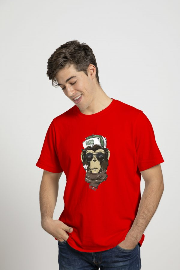 weed monkey red